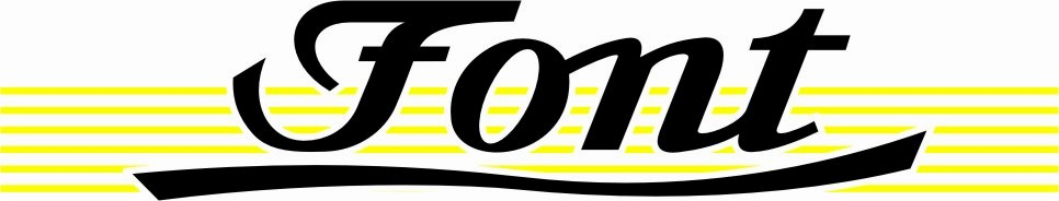 LOGO FONT 2003