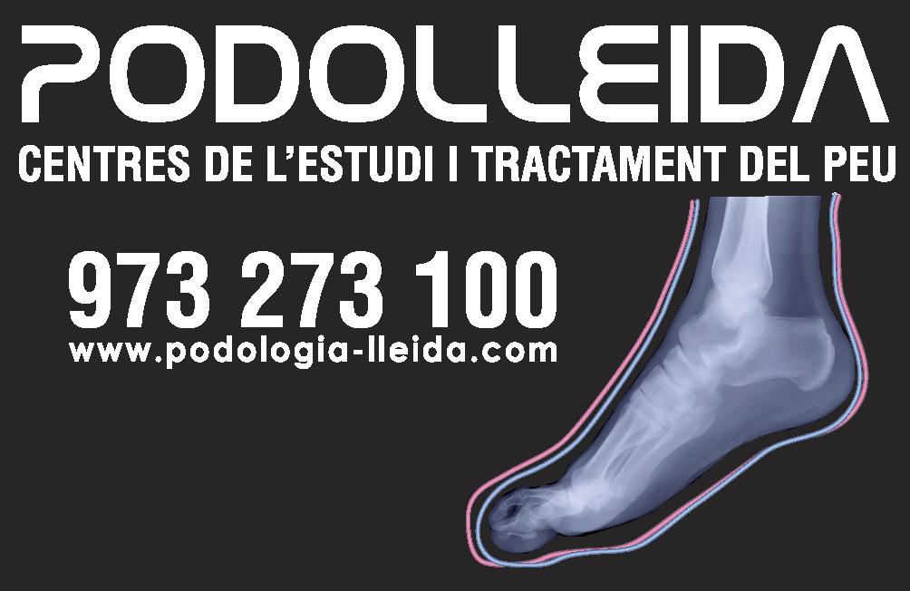 Logo PodoLleida