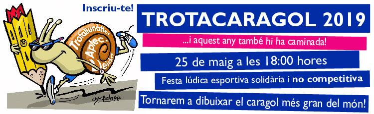 Trotacaragol 2019 Trotallunatics Banner